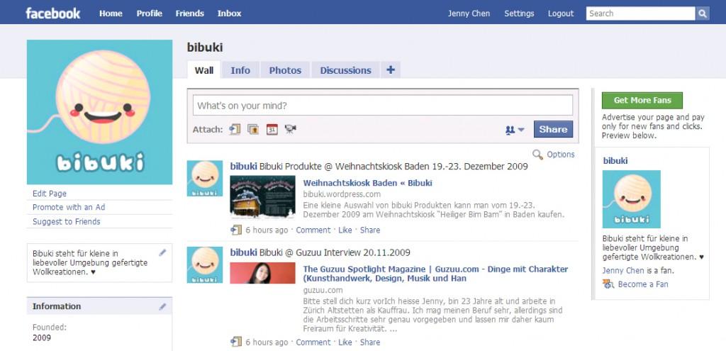 bibuki facebook