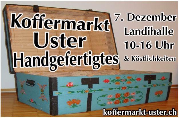 Koffermarkt Uster Dez 14
